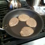 Vegan Blueberry Pancakes