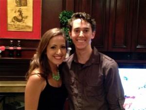 Collin Sanderson & Katie Perry